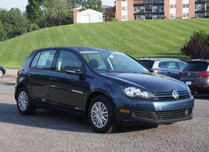 2013 Volkswagen Golf 2.5L for Sale in Clarksburg, WV