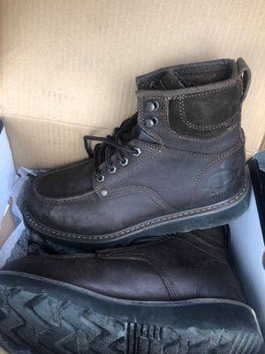 Dickies work boots for Sale in Hemet, CA
