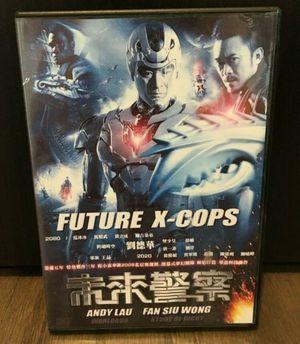 Future X-Cops DVD Movie for Sale in Winter Garden, FL