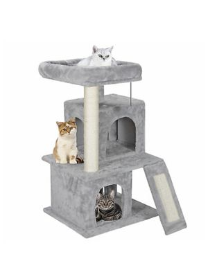 Multi-Level Cat Tree w/Scratching Post for Sale in Corona, CA