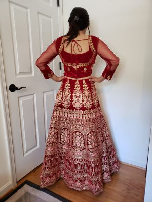Pakistani Indian Bridal Party Dress Lehnga for Sale in Fairfax, VA