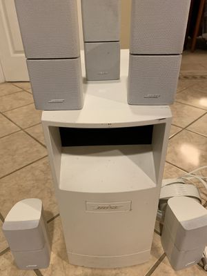 Bose Acoustimass 10 lll Home Entertainment System for Sale in Falls Church, VA