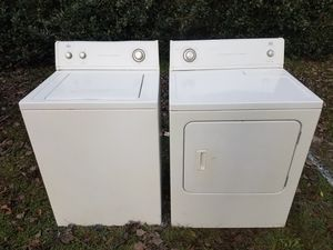 Roper Washer and Dryer Free Delivery and Install for Sale in Knightdale, NC