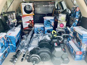 Build your home gym items starting at $10 for Sale in Davie, FL