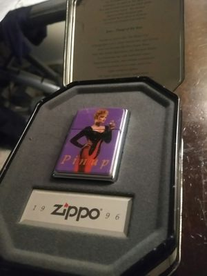 Vintage Limited Edition zippo lighter for Sale in Nashville, TN