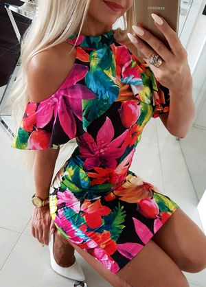 Cute Floral mini dress for Sale in Baltimore, MD