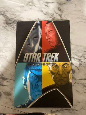 Star Trek Countdown comic book for Sale in Tacoma, WA