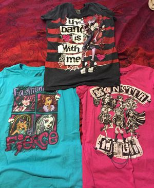 Back to school clothes - Monster High for Sale in Dundas, MN