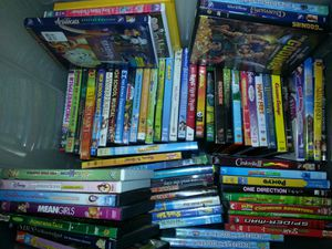 Kids DVDs to many to list all like new 3each for Sale in Glen Burnie, MD