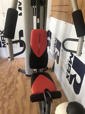 Weight bench for Sale in Terry, MS