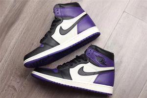 Air Jordan 1 Court Purple for Sale in Houston, TX