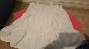 Girl clothes dress and skirt (5pcs) for Sale in Miami, FL