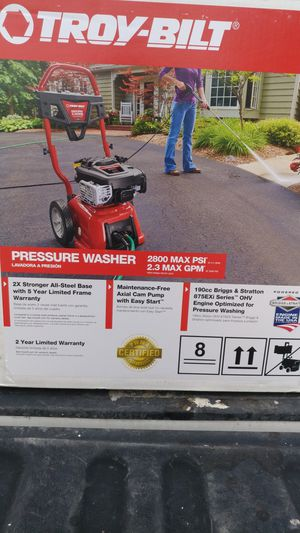 New pressure washer. for Sale in Avondale, AZ