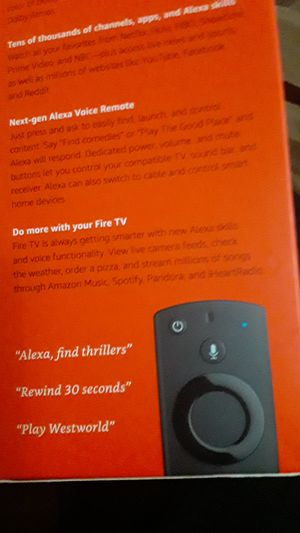 Fully Loaded Fire TV for Sale in Fresno, CA