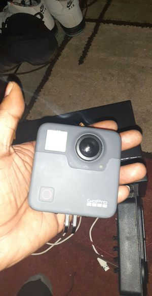 Go Pro Fusion 360 degrees camera for Sale in Akron, OH