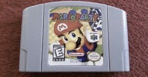 N64 - Nintendo 64 - Mario Party for Sale in Lowellville, OH