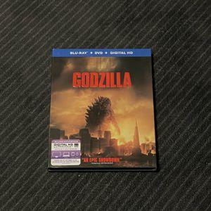 Godzilla 2014 Blu-ray for Sale in Riverside, CA
