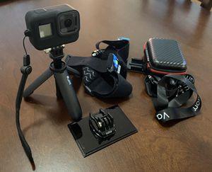 Camera GoPro Hero 8 + Extras for Sale in Miami, FL