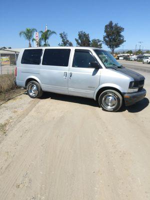 1998 Chevy Astro van cargo for Sale in Ramona, CA