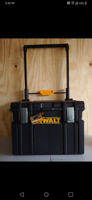 Dewalt Rolling tool box for Sale in Fairview, TX