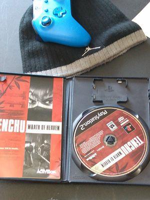 Ps2 Game Tenchu for Sale in Atlanta, GA