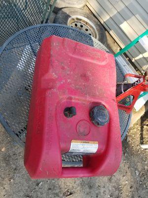 6 gallons boat gas tank for Sale in Aurora, IL