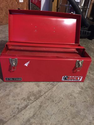 TOOLBOX for Sale in El Dorado, AR