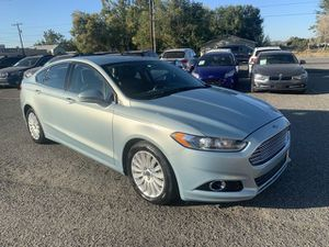 2013 Ford Fusion for Sale in Richland, WA