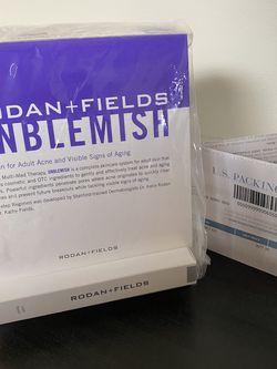 Rodan & Fields • UNBLEMISH • w/ Lash Boost - $277 Value for Sale in Newport Beach,  CA