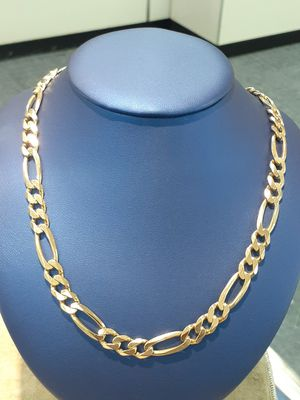 14kt Figaro Chain for Sale in Durham, NC