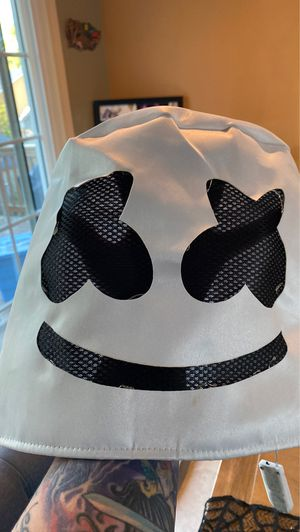 DJ Marshmello mask for Sale in Glendale Heights, IL