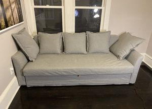 IKEA Sleeper Sofa with Storage for Sale in Portland, OR