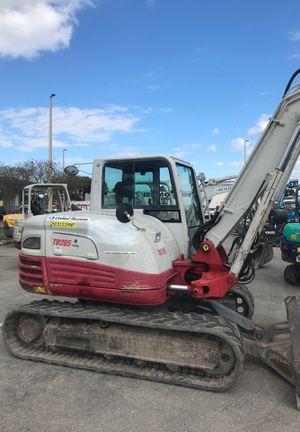 2014 tb 285 mini excavator for Sale in Miami, FL