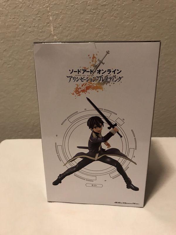 "Kirito ""from Sword Art Online"" Banpresto"