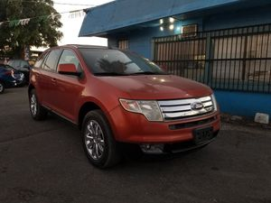 2007 FORD EDGE SEL AUTOMATIC TRANSMISSION for Sale in Modesto, CA