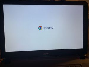 "Acer Chromebook 15.6"" for Sale in Tampa, FL"