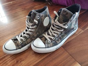 Allstar Camo Hightops for Sale in Airway Heights, WA