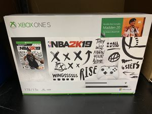 XBOX ONE S BRAND NEW for Sale in Garland, TX