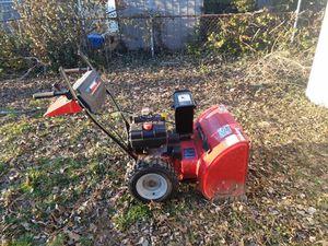Yard machines by MTD snowblower for Sale in Fairfax, VA