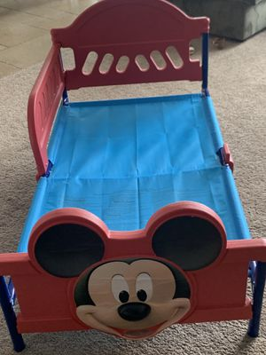 Mickey Mouse bed for Sale in Corona, CA