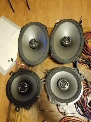 Alpine Type R, Soundstream, Kinetik, Crescendo Audio for Sale in Chicago, IL