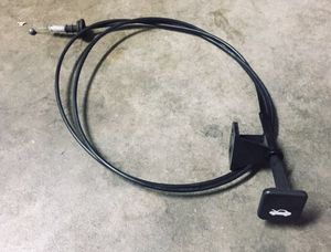 02-06 Acura Rsx Hood Release cable /Color Black $40.00 oem Honda Part for Sale in Whittier, CA