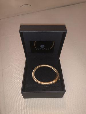 Authentic Versace Bracelet with Receipt for Sale in Atlanta, GA
