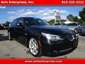 2009 BMW 5 Series for Sale in Tampa, FL