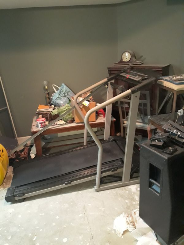 Pro-Form Foldable Treadmill with Incline Increase and EKG Monitor