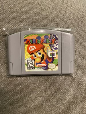 Nintendo 64 Mario Party for Sale in Salt Lake City, UT