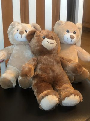 Brand new teddy bears by BAB 5 Dollars each for Sale in Costa Mesa, CA
