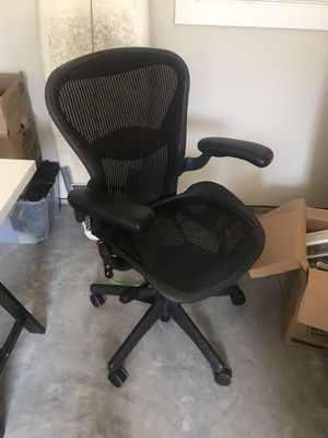 Herman Miller aeron chair for Sale in Bend, OR