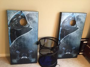 Custom cornhole boards for Sale in Raleigh, NC