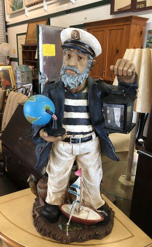 Sailor statue for Sale in Fort Pierce, FL